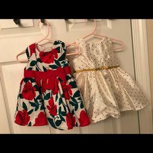 Carters dresses